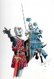 Merlin Books Illustration 4