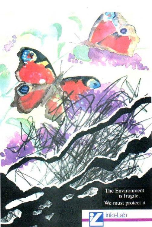 Environmental Poster Illustration