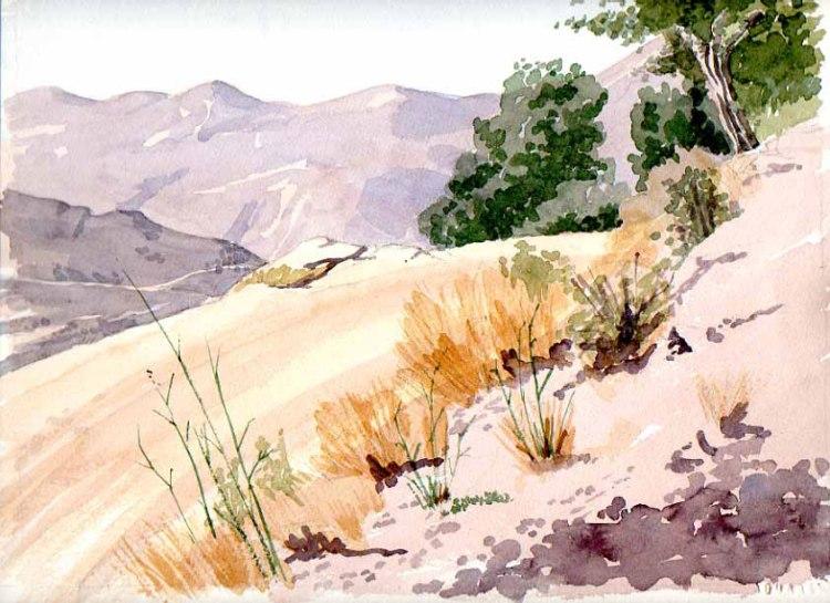 The Alpujarras - Spain