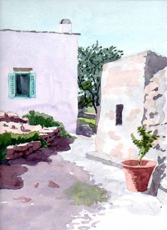 The Goat House - Paros
